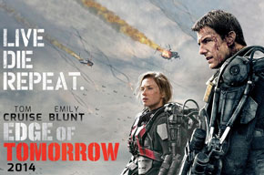 Glynis Barber appears in Edge of Tomorrow