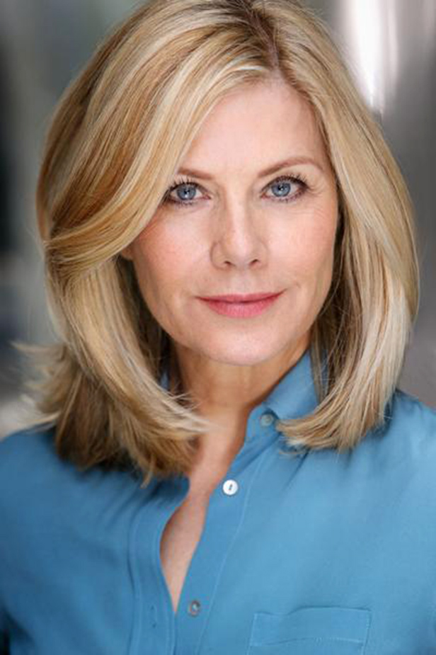 Glynis Barber Portrait