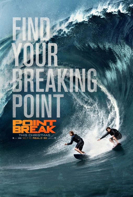 Point Break, 2015